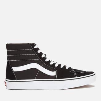 Vans Sk8 Hi-Top Trainers - Black/White