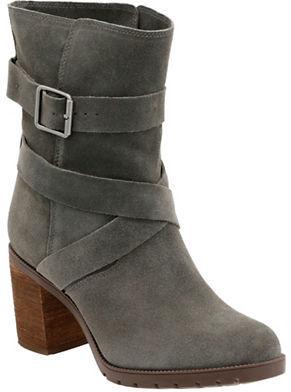 ClarksClarks Malvet Doris Suede Mid-Calf Boots