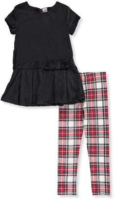Carter's Little Girls' 2-Piece Pants Set Outfit