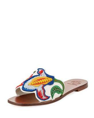Tory Burch Bianca Flat Slide Sandal