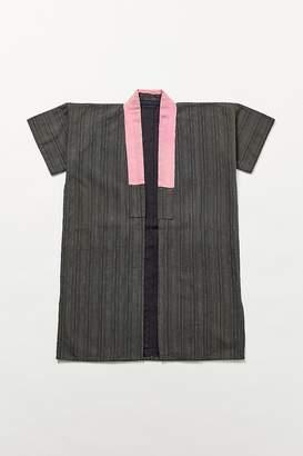 Urban Renewal Vintage Pink Collar Yukata Kimono
