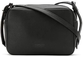 OSKLEN leather Salmon shoulder bag