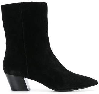 Ash pointed ankle boots