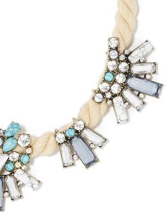 Women's Baublebar Corde Bib Necklace 2
