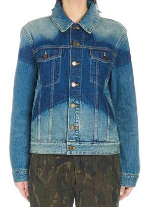 Saint Laurent Star Denim Jacket