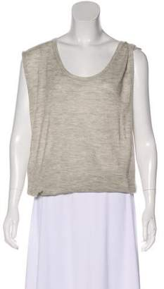 3.1 Phillip Lim Wool & Cashmere Sleeveless Top