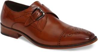 Stacy Adams Kimball Monk Strap Shoe