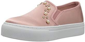 Qupid Women's Royal-04A Sneaker