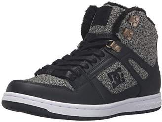 DC Rebound HIGH WNT-U Skate Shoe