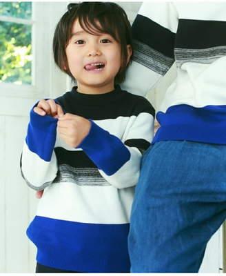 THE SHOP TK (ザ ショップ ティーケー) - THE SHOP TK(Kids) キッズ新潟ニット ザ ショップ ティーケー ニット