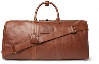 Polo Ralph Lauren Leather Holdall - Brown