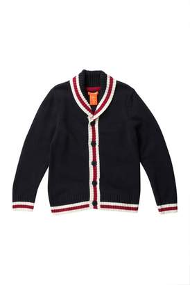 Joe Fresh Shawl Collar Cardigan (Big Boys)