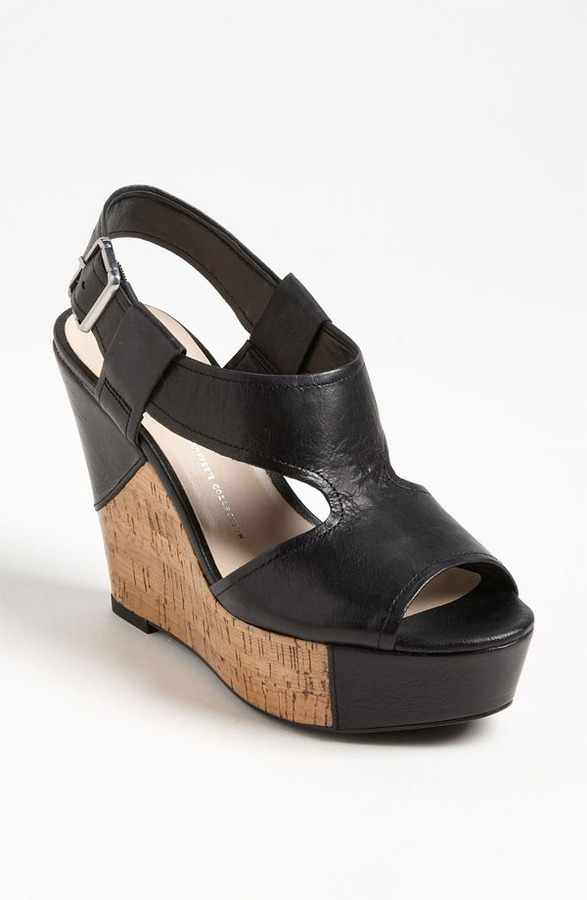 Franco Sarto 'Xenon' Wedge Sandal (Special Purchase)