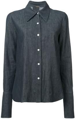 ADAM by Adam Lippes long-sleeve denim shirt