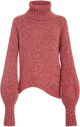 Rojas Alejandra Alonso Agata Hand Knit Recycled Cashmere Sweater