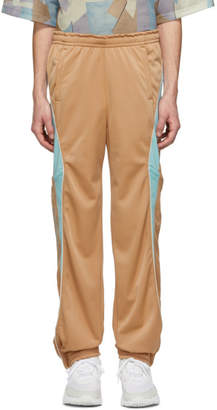 Martin Asbjorn Tan and Blue Tyler Lounge Pants