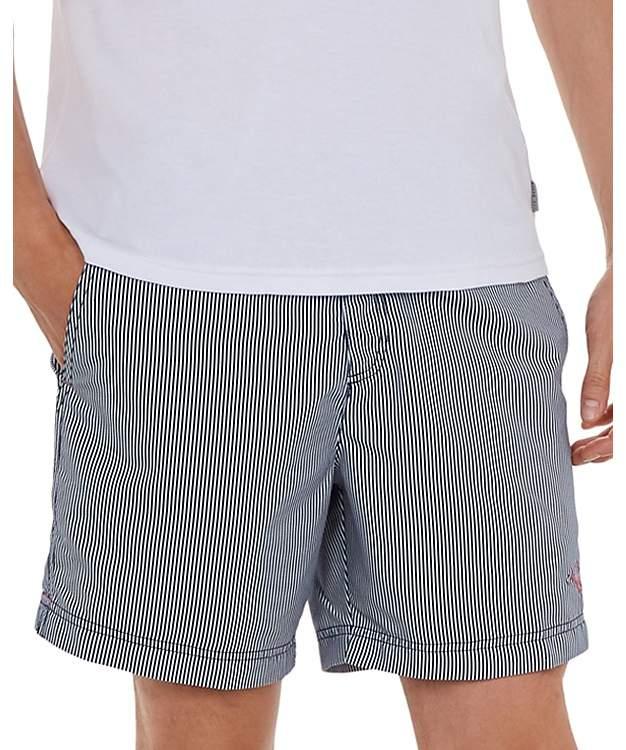 Ted Baker Lenoke Striped Formal Swim Shorts