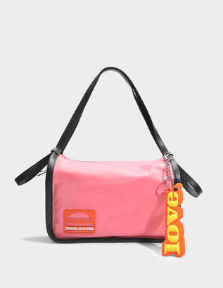 Marc Jacobs Sport Tote Bag in Coral Polyester
