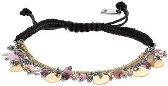 Simply Vera Vera Wang Bead & Disc Slipknot Bracelet