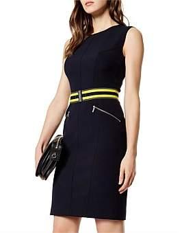Karen Millen Athleisure Belted Dress