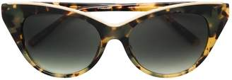 No.21 cat eye sunglasses