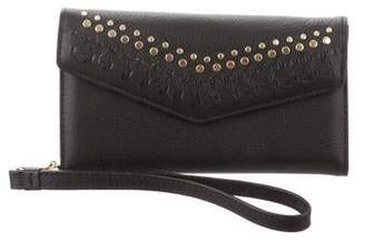 Rebecca Minkoff Whipstitch Tech Wristlet w/ Tags