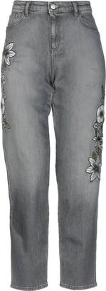 Emporio Armani Denim pants - Item 42705772XS