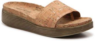 Donald J Pliner Fiji Wedge Sandal - Women's