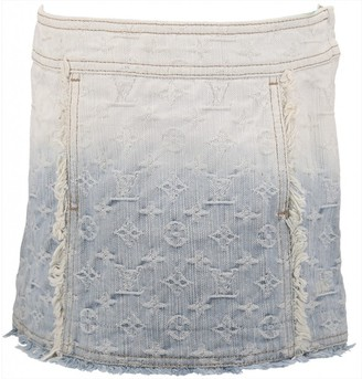 Louis Vuitton Other Cotton Skirt