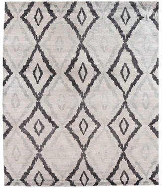 Exquisite Rugs Darcy Bamboo-Silk Rug, 8' x 10'