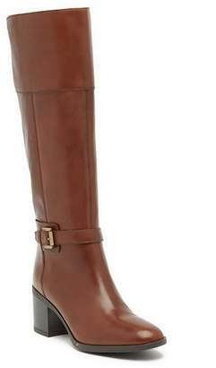 Geox Glynna Leather Knee-High Boot