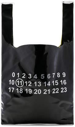 Maison Margiela Shopping Bag in Black | FWRD