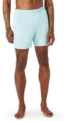 Men's Topman Nylon Swim Trunks $35 thestylecure.com