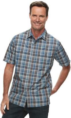Croft & Barrow Men's Classic-Fit Quick-Dry Outdoor Button-Down Shirt