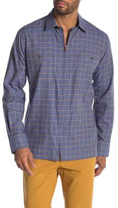 Robert Graham Auburn Plaid Classic Fit Shirt