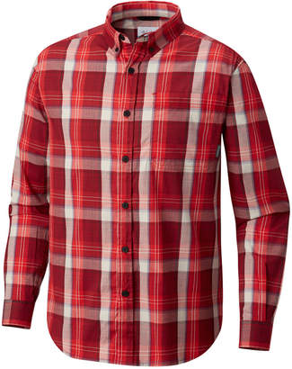 dd1f727b900 Columbia Red Plaid Men's Shirts - ShopStyle