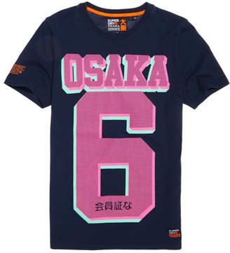Superdry Osaka Micro Dot T-Shirt