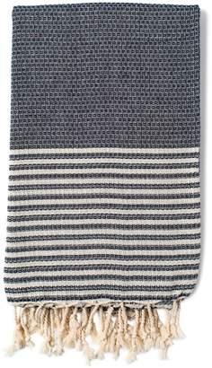 Luks Linen - Pelin Peshtemal Navy & Salt