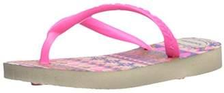 Havaianas Kid's Slim Fashion Sandal Flip Flops (Toddler/Little Kid)