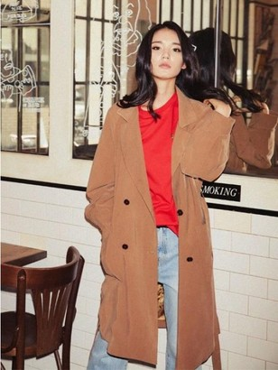 Monts189 Cupra Camel Coat (2color)