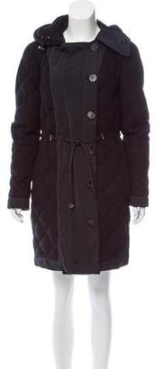 Moncler Guirnauve Wool Coat