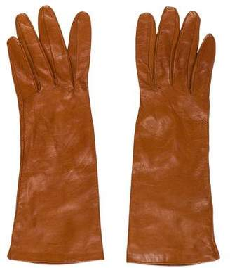 Neiman Marcus Leather Driving Gloves