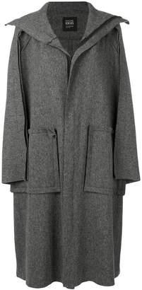 Yohji Yamamoto oversized cardi-coat