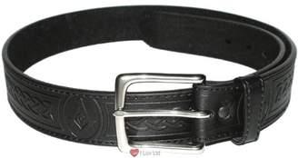 iluv Masonic Trouser Belt 1.5 inch width option 36 inch waist