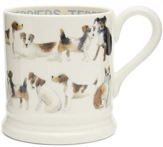 Emma Bridgewater All Over Terrier Half-Pint Mug