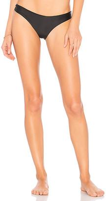 Pilyq Basic Ruched Bikini Bottom