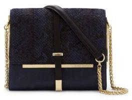 Vince Camuto Leila Leather Shoulder Bag