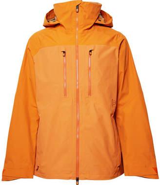 Burton Swash GORE-TEX Hooded Ski Jacket - Men - Orange