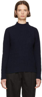 YMC Navy Diana Geelong Sweater