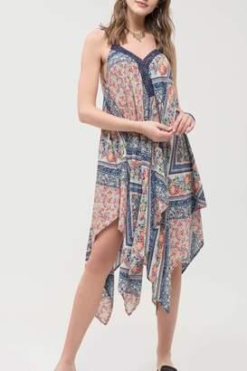 Blu Pepper Sugar Cane Dress